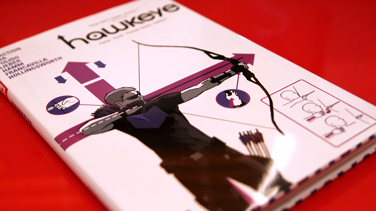 hawkeye comic-web